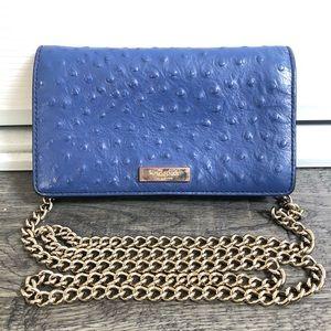 Cobalt Blue Kate Spade Crossbody Bag